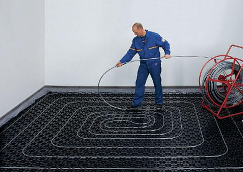 Poser chauffage au sol electrique nanterre asnieres sur seine fort de f - Cout chauffage electrique au sol ...